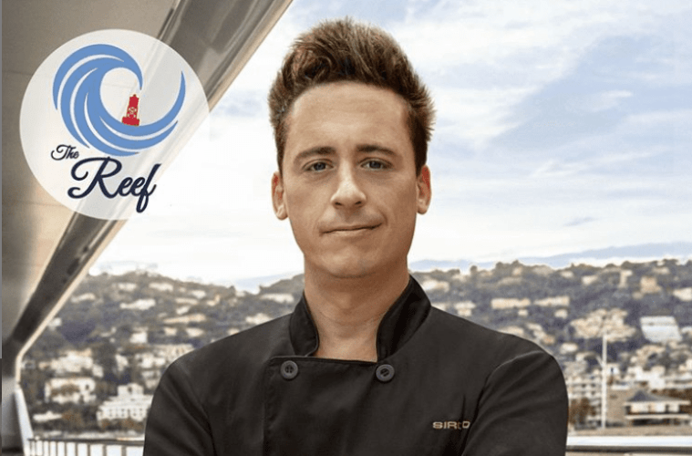 Special Event: Chef Ben Robinson from Below Deck will be