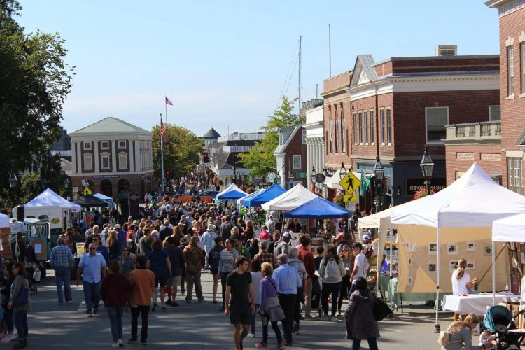 Broadway Street Fair