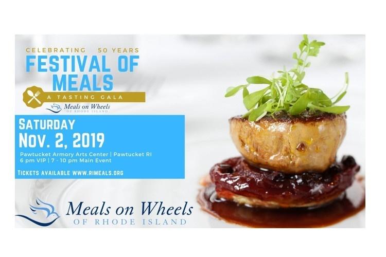 Meals on Wheels RI 50th