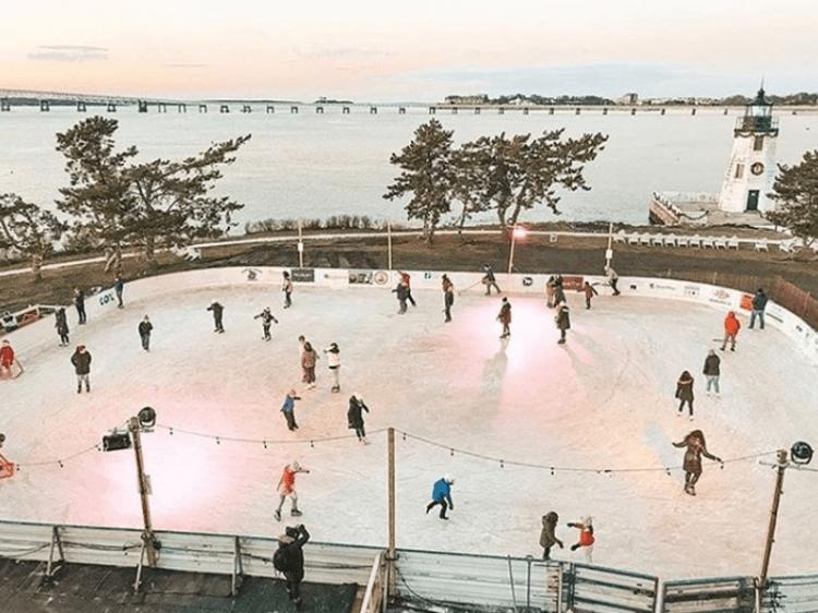 Gurneys Newport Ice Rink