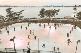 Gurneys Newport Ice Rink