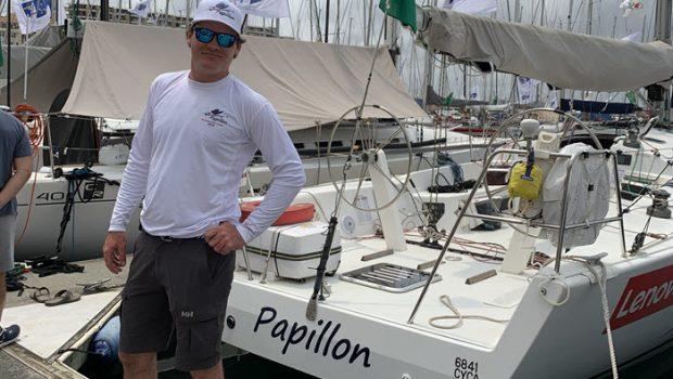 Alec Snyder Newport RI Sailing