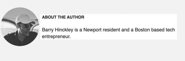 Barry Hinckley Newport buzz