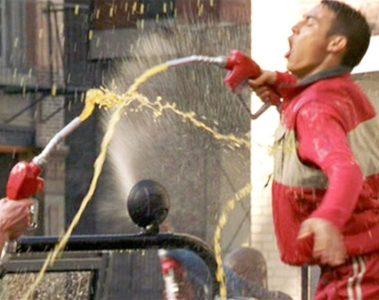 Gas fight Zoolander