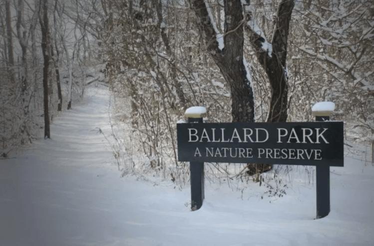 Ballard Park Newport