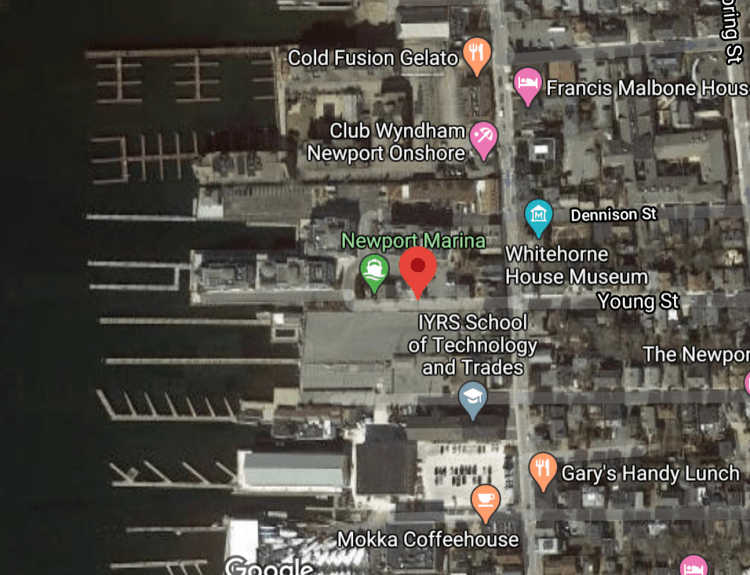 Lee's Wharf Newport