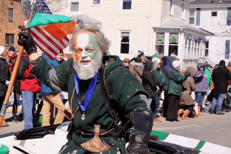 Best St Patrick's Day Parties Newport RI