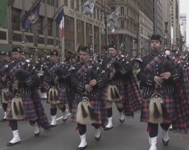 Boston St. Patrick's Day Parade Cancelled
