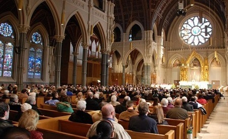 Live Stream Catholic Mass Rhode Island