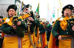 Newport RI St Patrick's Day