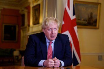 Boris Johnson Coronavirus COVID-19
