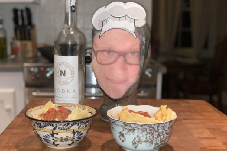 COVID Cooking with Christian Winthrop Episode 8