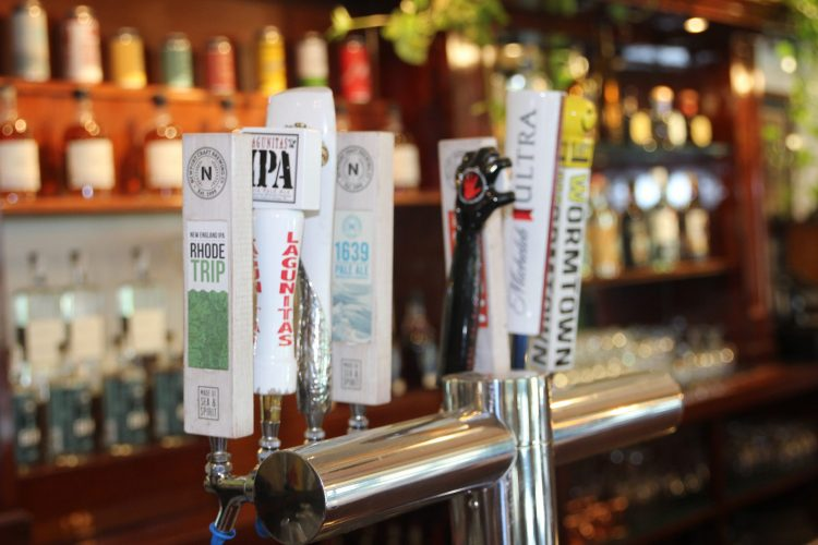 La Forge Newport Beer List