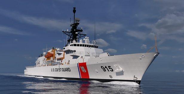 Coast Guard Cutter Newport