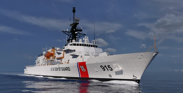 Coast Guard Cutter Newport