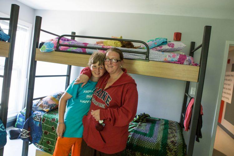 Lucy's Hearth - RI Foundation grant