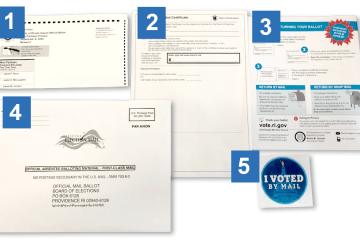 Rhode Island Mail Ballot