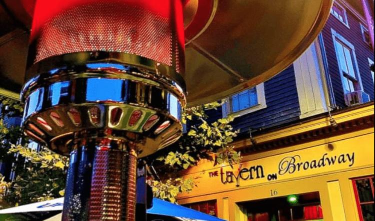 Tavern on Broadway Newport RI