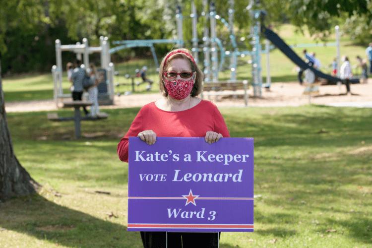 Kate Leonard Newport