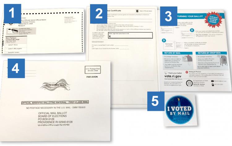 Rhode Island Mail Ballots