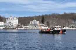 Coast Guard Ice Breaking