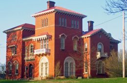 Edward King House Newport RI