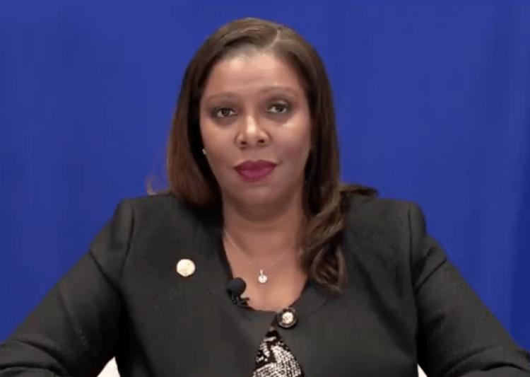 Letitia James Trump Pardon