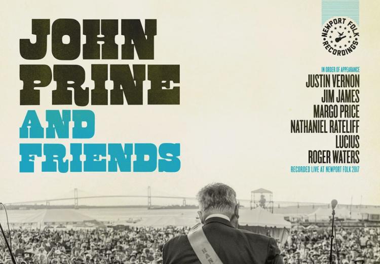 Jone Prine Newport Folk 2017 Vinyl