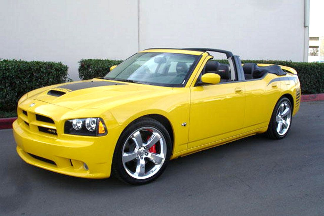 Lane Keeping Assist System >> Charger Convertible