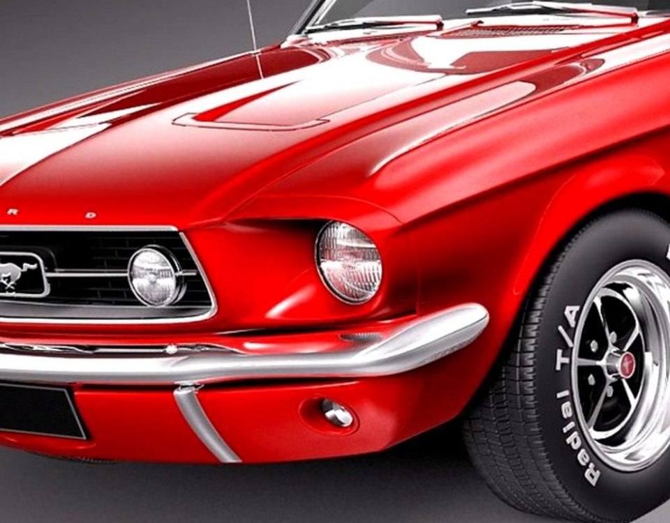 Mustang Shelby Convertible