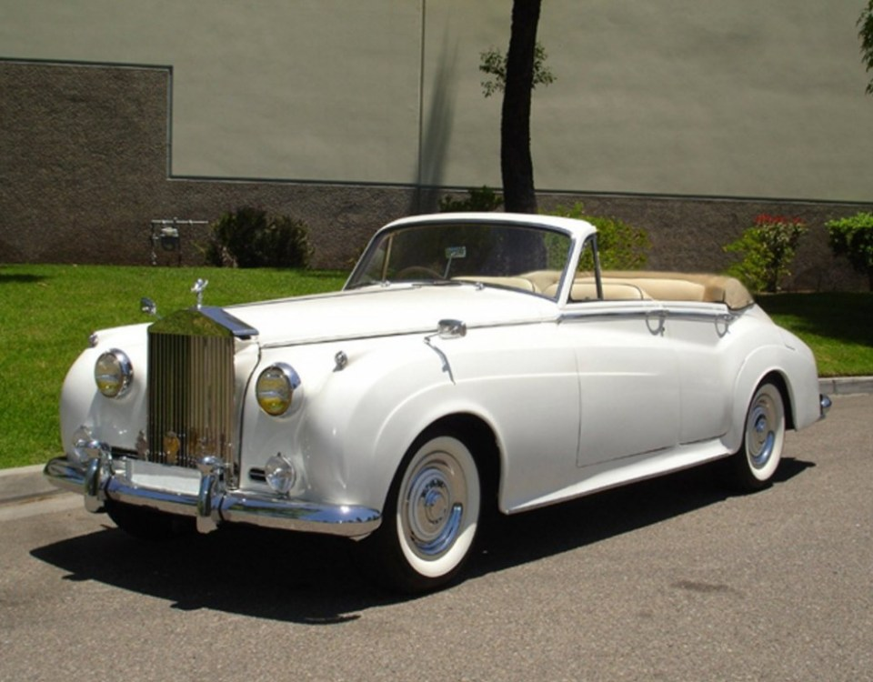 Rolls Royce SC 4 door Convertible