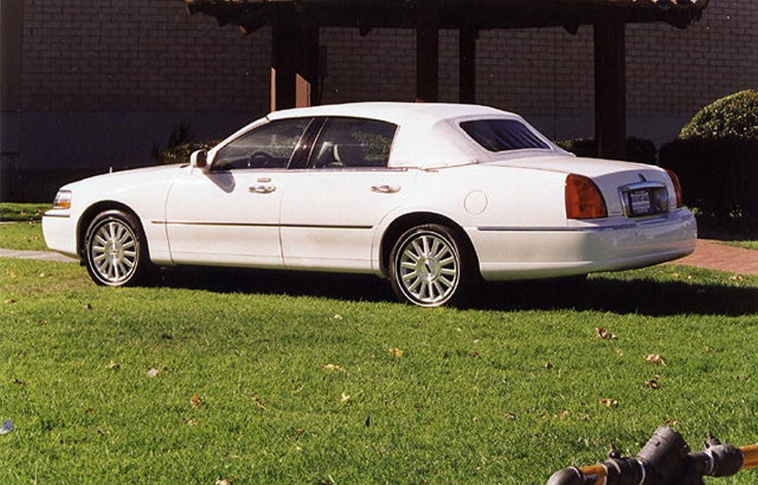 Lincoln Convertible Nce