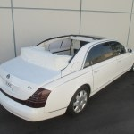Maybach Landaulet Rear1