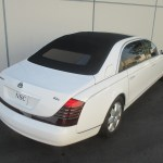 Maybach Landaulet Rear4
