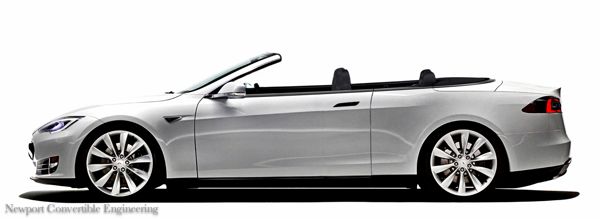 2 Door Convertible >> Tesla S 2 Door Convertible