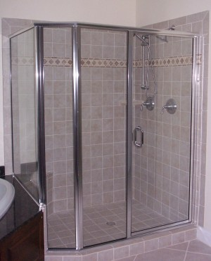 Framed Shower Doors Newport