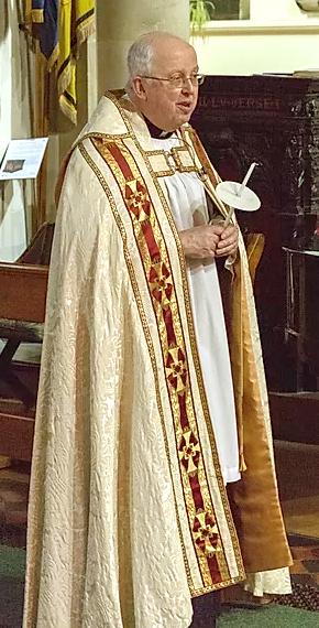 Rev Kevin Arkell