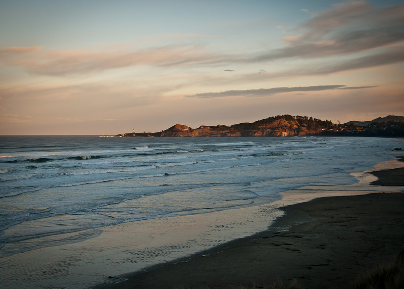 Yaquina Head, Newport, OR, USA
