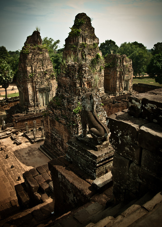 Pre Rup Temple, Angkor, Siem Reap, Cambodia