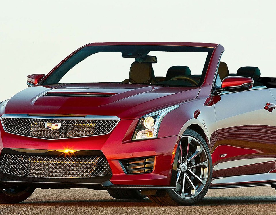 Cadillac ATS V 2 door Convertible