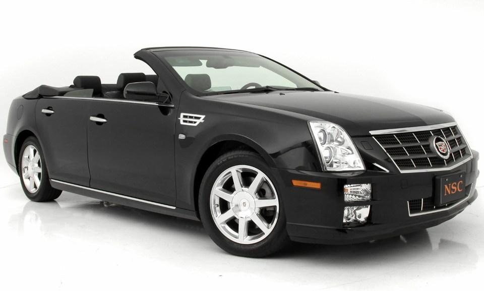 Cadillac STS Convertible