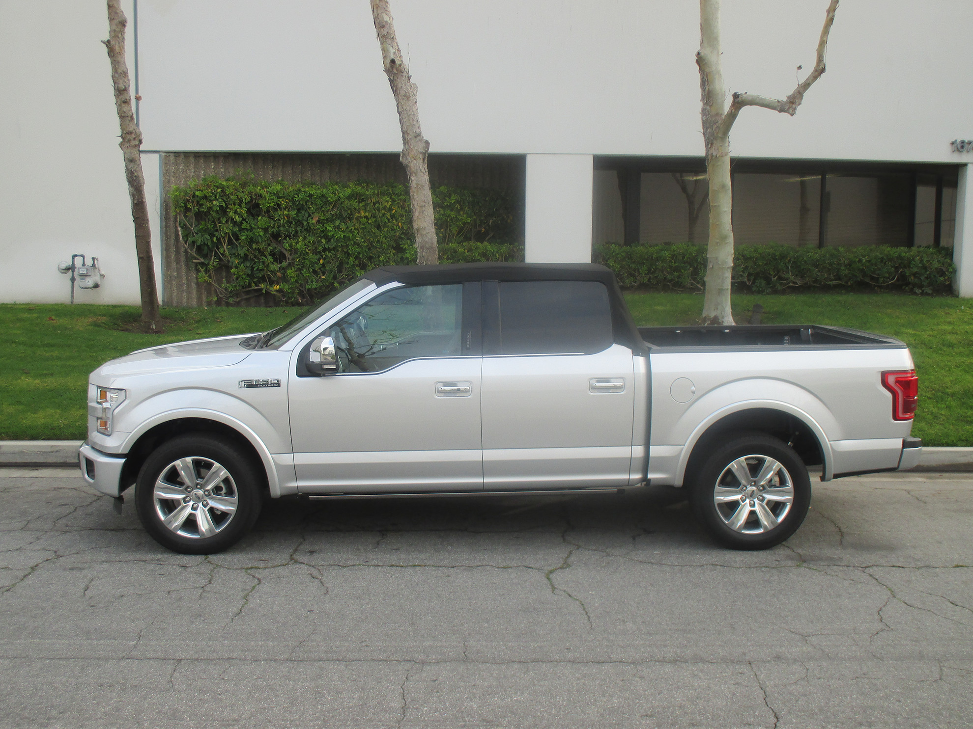Ford F150 Convertible | Newport Specialty Cars for F150 Roll Bar  8lpfiz