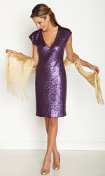 Bring on the Bling! What to Wear on New Year's Eve as seen on The Rhode Show