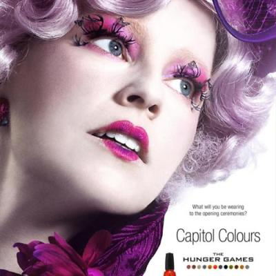"The Hunger Games ""Colours From the Capitol"" Polish Collection"
