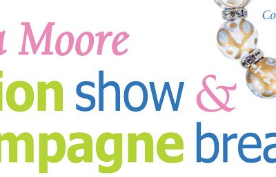Clink, Clink! The Angela Moore Fashion Show & Champagne Breakfast is on the Horizon