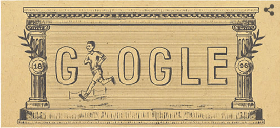 To doodle της Google
