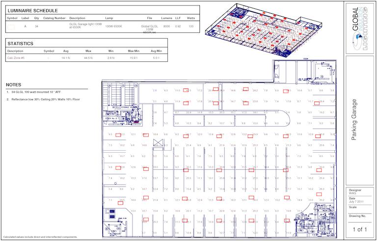 lighting output design newproductgroup
