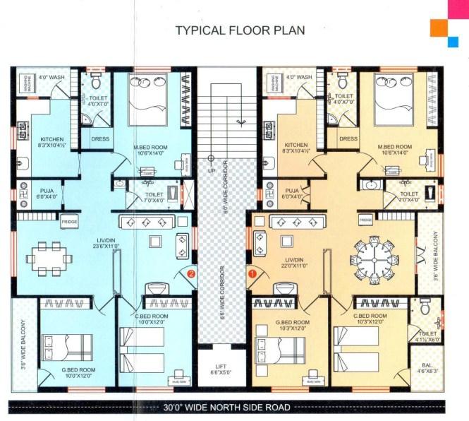100 Floor Plans India Best Idea