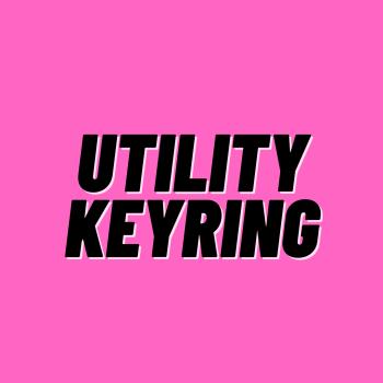 Utility Keyring