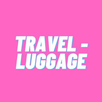 Travel - Luggage